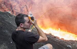 05_新西兰大神火山口的悠闲时间