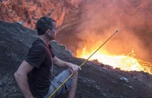 07_新西兰大神火山口的悠闲时间