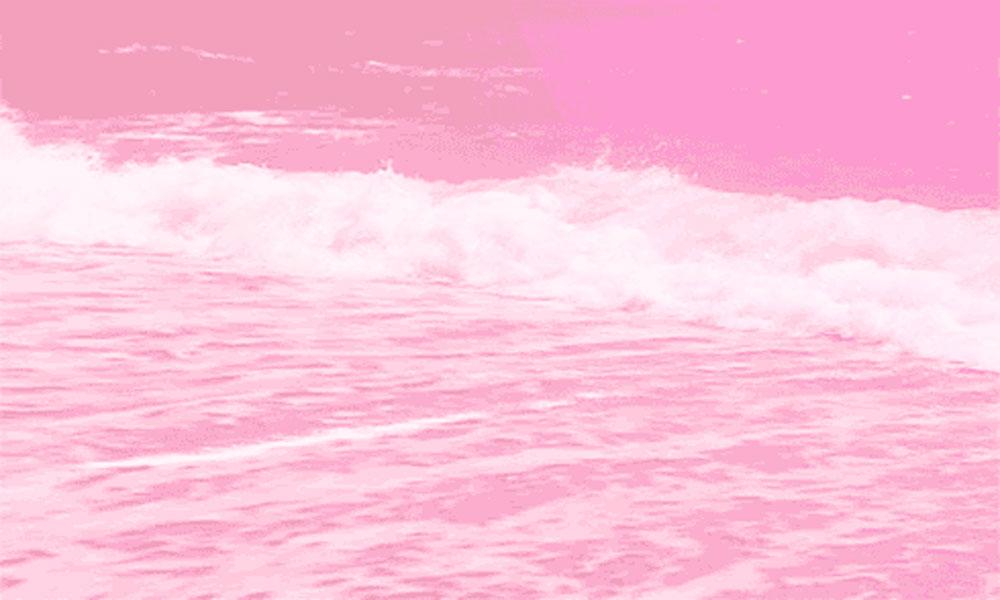 这些冒着粉红泡泡的景色,唤醒了老夫的少女心~006